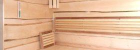 Finská sauna bez betuly? Připravíte se o polovinu léčivých účinků!