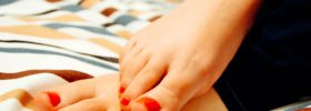 Jak pečovat o své nohy?