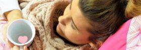 Jak zdolat chřipku přírodní cestou?