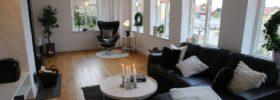 Které přírodní materiály jsou vhodné doplňky pro bydlení?